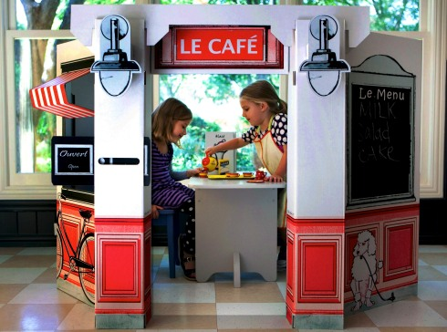 Little Play Spaces Café