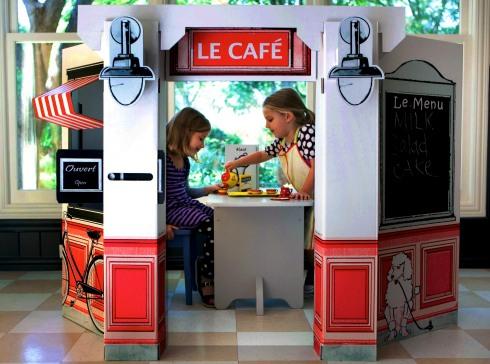 Little Play Spaces Café