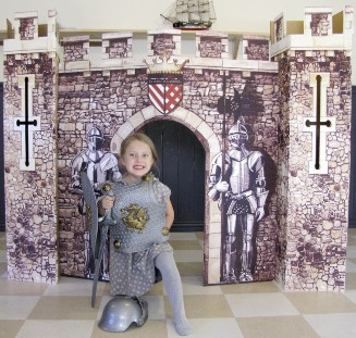 Little Play Spaces Castle Dungeon