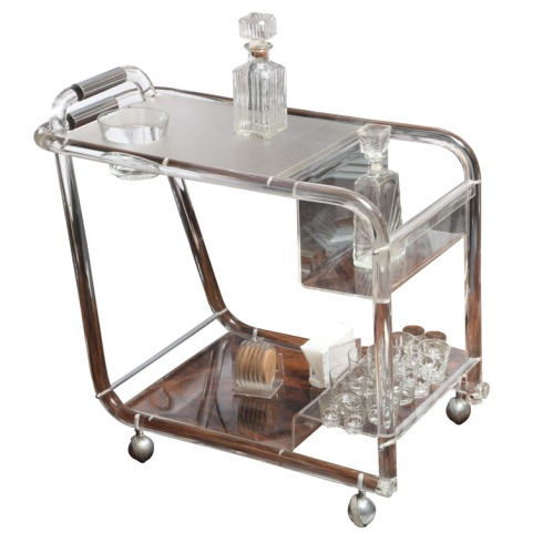 Bar Cart from Susane R Lifestyle Boutique on 1STDIBS.COM